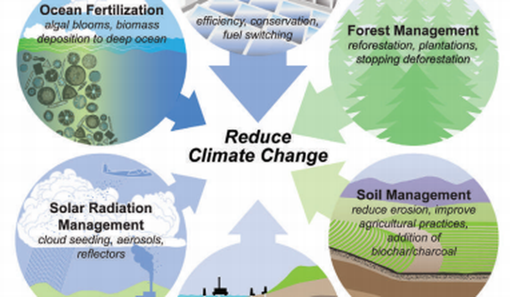 Researchers rank methods to reduce climate change (Frontiers in Ecology and the Environment)
