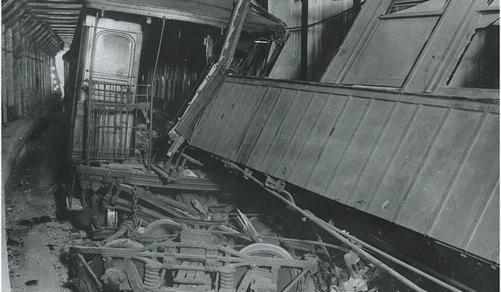 Another view of the wreckage