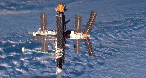 Learn about the entrepreneurs who operated the Mir Space Station in