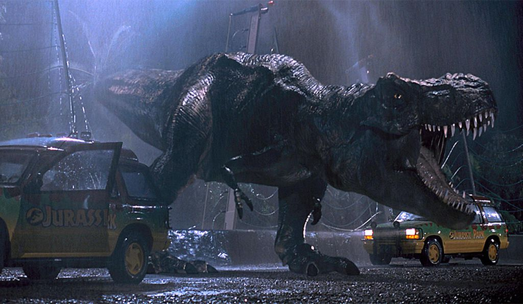 Tiny arms are bigger than just <i>T. rex</i> (pictured).