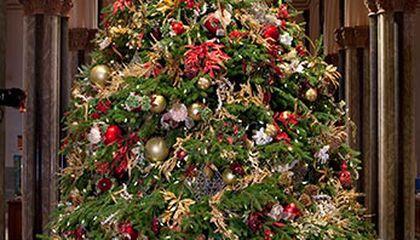 Deck the Halls: Smithsonian Holiday Decorations