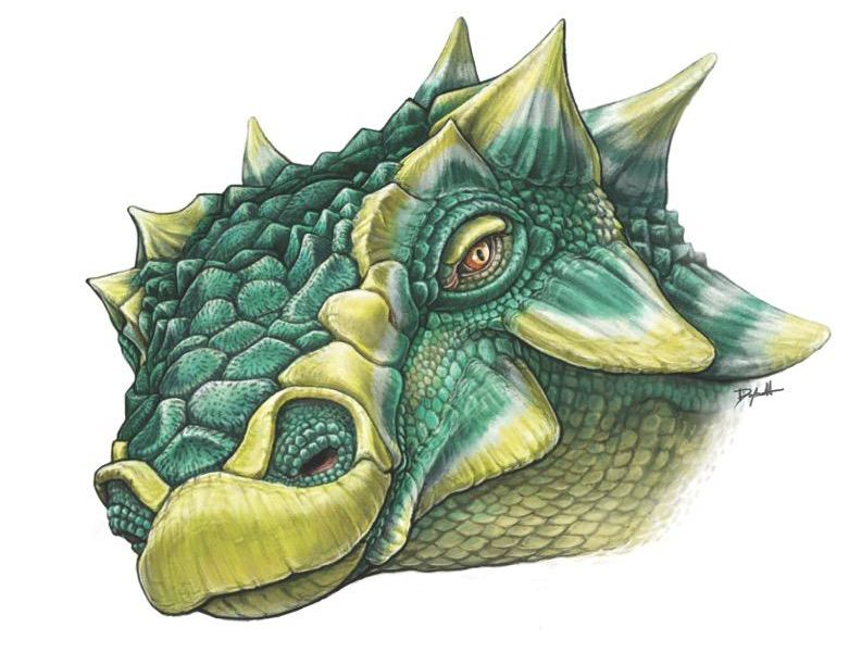 Who you gonna call? Dinosaur named for 'Ghostbusters' beast Zuul