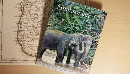 Smithsonian Magazine Turns 50