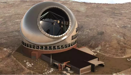 Canary Islands Selected as Alternative Spot for the Thirty Meter Telescope