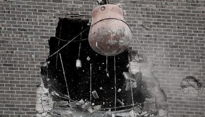 The Rise and Fall of the Wrecking Ball