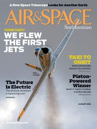 August 2018 magazine cover