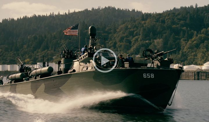 How PT Boats Helped General MacArthur Escape Capture