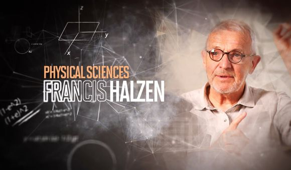 Preview thumbnail for video'Smithsonian Ingenuity Awards 2014: Francis Halzen