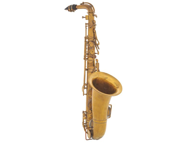 the first saxophone was made of wood smart news smithsonian
