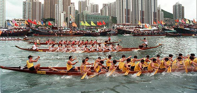 the legends behind the dragon boat festival