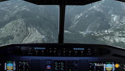 Did This Co-Pilot Willfully Crash Into the French Alps?