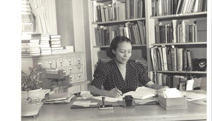 Remembering the Howard University Librarian Who Decolonized the Way Books Were Catalogued