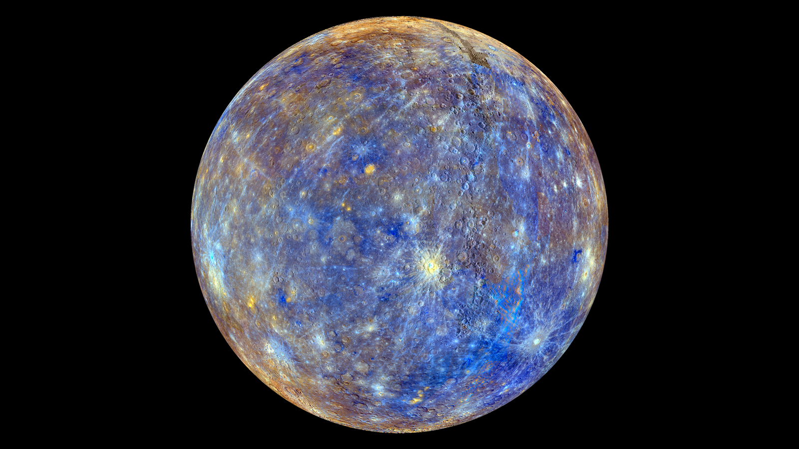Mercury's Messy Surface May Have Once Had Crucial Ingredients for Life