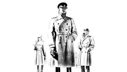 The Classy Rise of the Trench Coat | History | Smithsonian