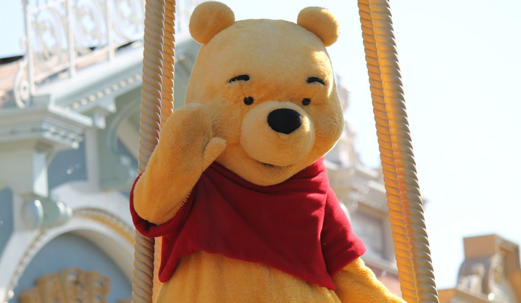 Author A. A. Milne created the lovable character Winnie the Pooh 90 years ago; he named it after a teddy bear owned by his son, Christopher Robin Milne.