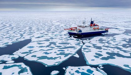 Largest Arctic Expedition Ever Comes to a Close