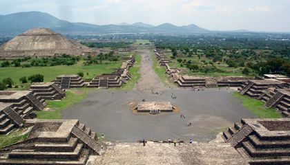 Ancient Cities Developed in a Surprisingly Similar Way to Modern Ones