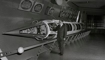 Willy Ley, Prophet of the Space Age