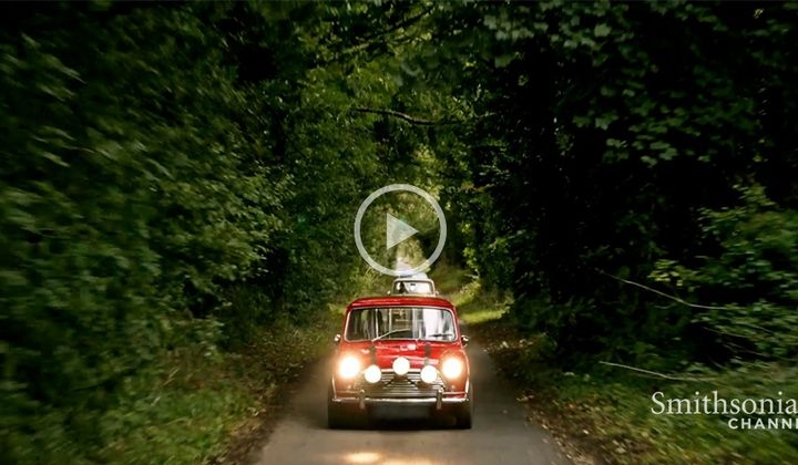 How the Mini Cooper Came to Be