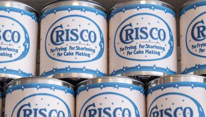 How Crisco Made Americans Believers in Industrial Food