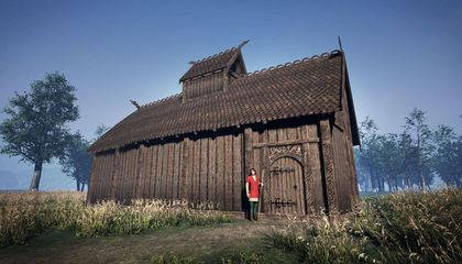 Ruins of Eighth-Century Pagan Temple Found in Norway