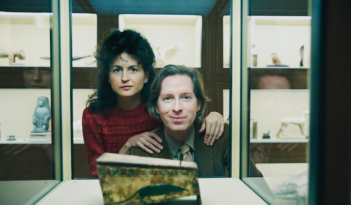 Wes Anderson Makes Curatorial Debut
