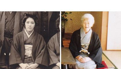The Oldest Person in the World Turns 117