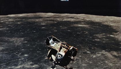 Part of the Apollo 11 Spacecraft May Still Be Orbiting the Moon
