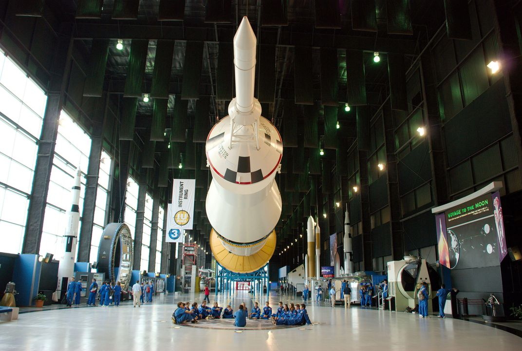 Space Camp May Be Habit Forming