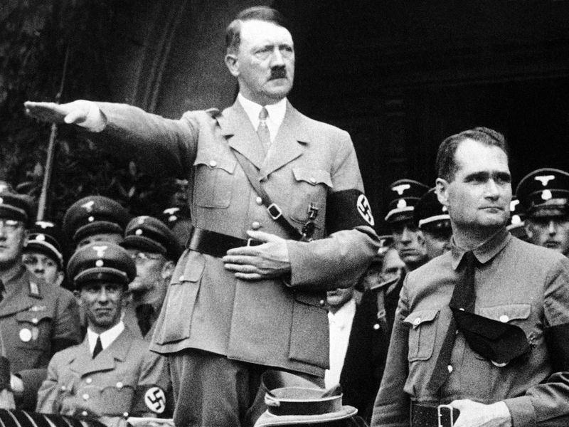 Will We Ever Know Why Nazi Leader Rudolf Hess Flew to