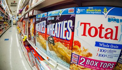How Wheaties Became the 'Breakfast of Champions'
