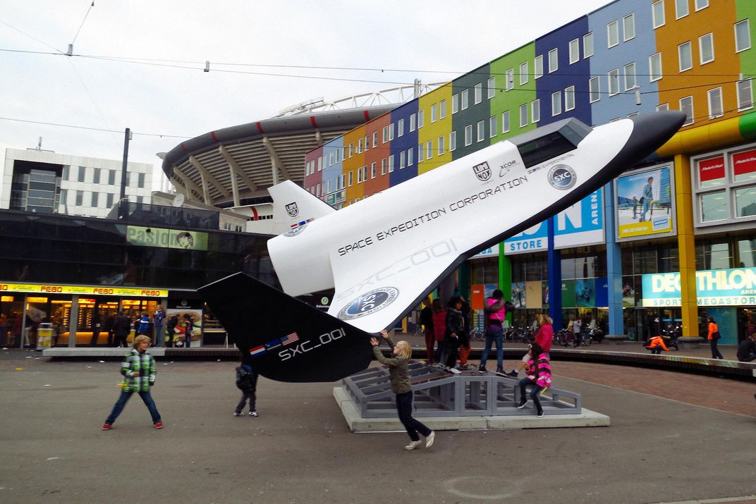 The Short Life and Death of a Space Tourism Company | Space