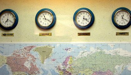 One Time Zone for the World?