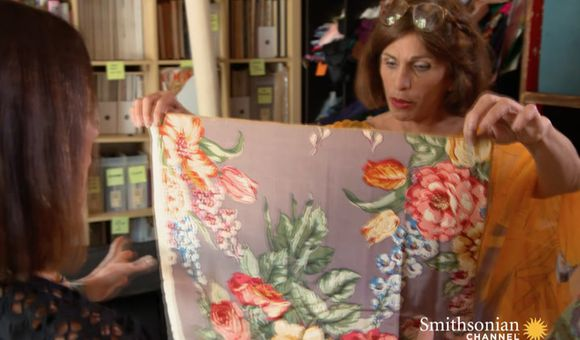 Preview thumbnail for video'A Rare Look Inside Doris Raymond's Inspiration Room