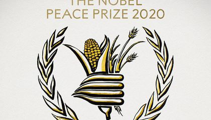 World Food Program Wins 2020 Nobel Peace Prize