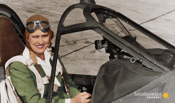 Preview thumbnail for video'These Women Stepped In to Fill a WWII Pilot Shortage