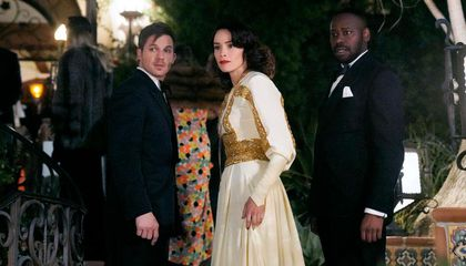 "The Drama Intensifies When ""Timeless"" Visits ""Hollywoodland"""