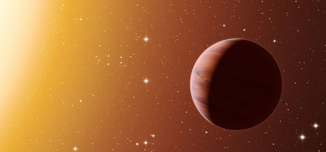Caption: The Scorching Giant Planets of the Galaxy