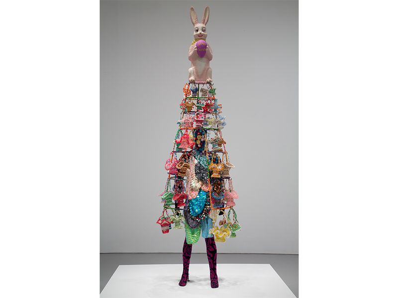 Nick Cave 2009 Soundsuit