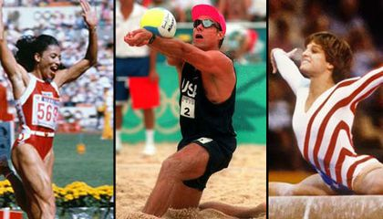 Photos: Your Favorite Summer Olympian