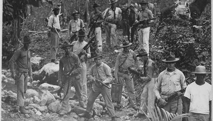 The United States Once Invaded and Occupied Haiti