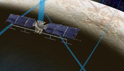 NASA's Europa Mission Gets A Little More Real