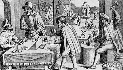 """""""Kipper und Wipper"""": Rogue Traders, Rogue Princes, Rogue Bishops and the German Financial Meltdown of 1621-23"""