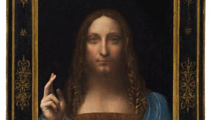 Historian Asserts That Leonardo's Assistant Painted Majority of 'Salvator Mundi'