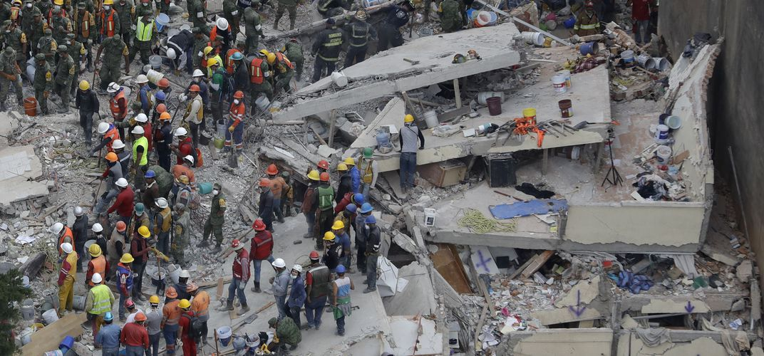Caption: Mexico City's Geology Makes Earthquakes Even Worse