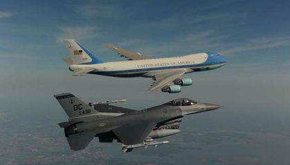 Costly photos of Air Force One
