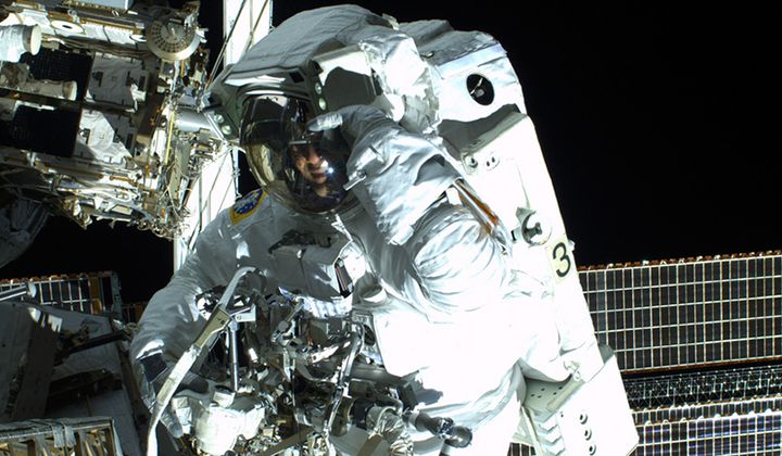 The Spacewalk That Almost Killed Him