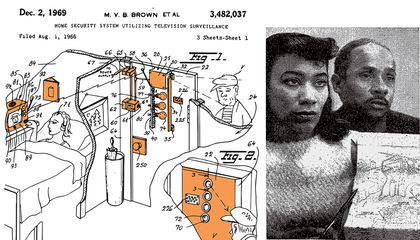 A Brief History of the Invention of the Home Security Alarm