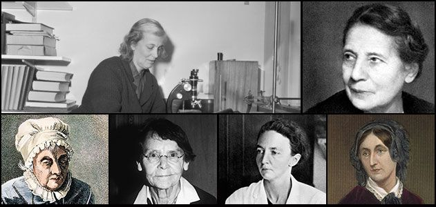 Women scientists