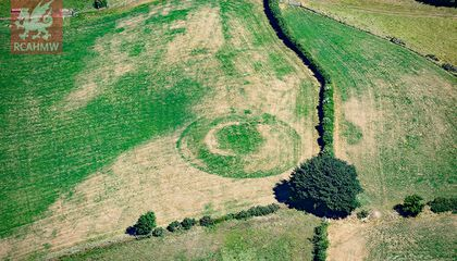 A Heat Wave is Revealing Centuries-Old Sites in Wales